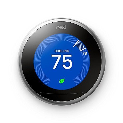 Nest Smart Thermostat Alexa Skill